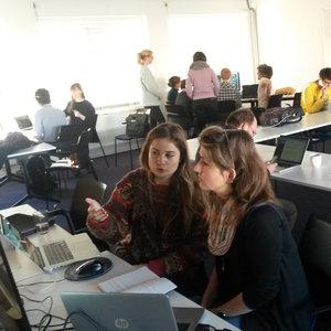 Image of participants Quantim Hackathon